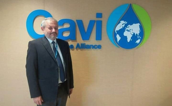 The Minister of Public Health of Afghanistan becomes a member of GAVI Alliance Board of Directors.